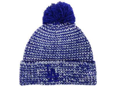 Los Angeles Dodgers New Era MLB Frosty Knit