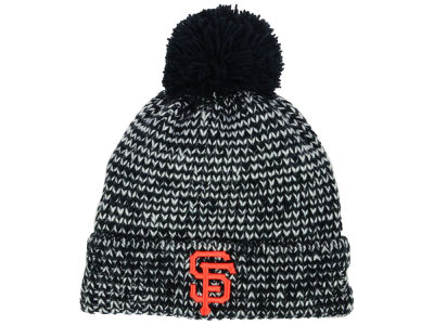 San Francisco Giants New Era MLB Frosty Knit
