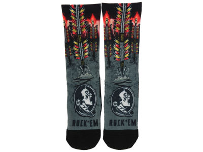 Florida State Seminoles Rock 'Em HyperOptic Local Fan Socks