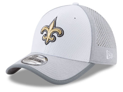New Orleans Saints New Era 2017 NFL Training 39THIRTY Cap