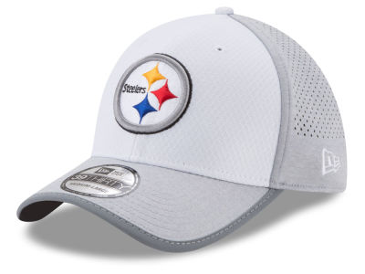 Pittsburgh Steelers New Era 2017 NFL Training 39THIRTY Cap