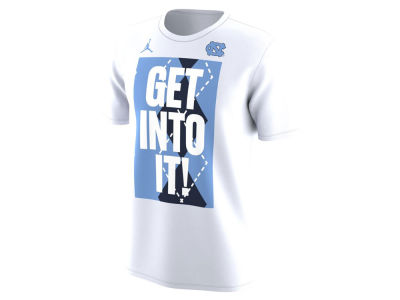 North Carolina Tar Heels Jordan NCAA Men's Legend Bench T-Shirt