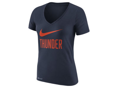 Oklahoma City Thunder Nike NBA Women's Swoosh T-Shirt