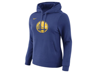 Golden State Warriors Nike NBA Women's Logo Hooded Sweatshirt