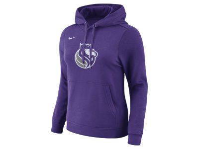 Sacramento Kings Nike NBA Women's Logo Hooded Sweatshirt