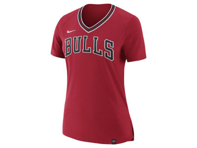 Chicago Bulls Nike NBA Women's Fan Top