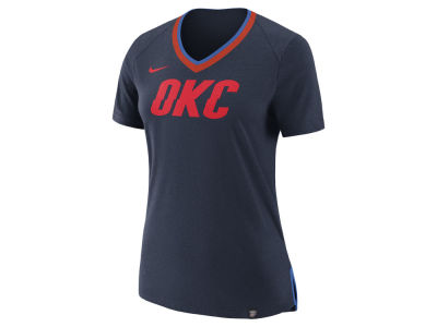 Oklahoma City Thunder Nike NBA Women's Fan Top