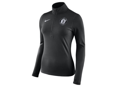 Brooklyn Nets Nike NBA Women's Element Pullover