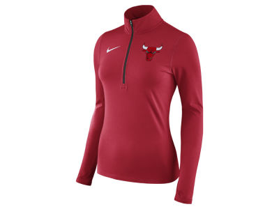 Chicago Bulls Nike NBA Women's Element Pullover