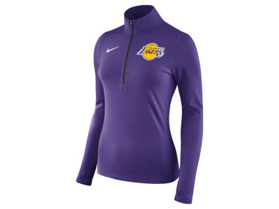 Los Angeles Lakers Nike NBA Women's Element Pullover