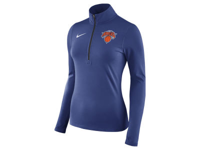 New York Knicks Nike NBA Women's Element Pullover
