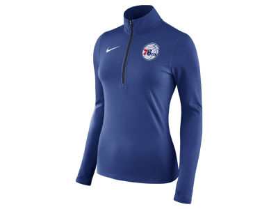 Philadelphia 76ers Nike NBA Women's Element Pullover