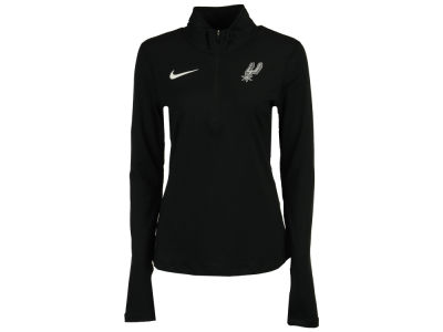 San Antonio Spurs Nike NBA Women's Element Pullover