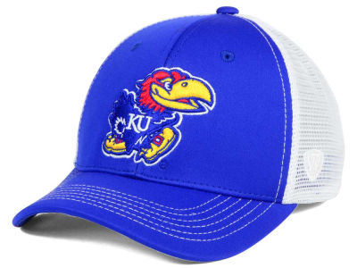 Kansas Jayhawks Top of the World NCAA Ranger Adjustable Cap