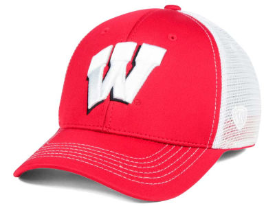 Wisconsin Badgers Top of the World NCAA Ranger Adjustable Cap