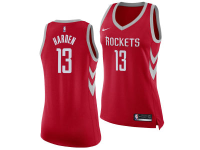 Houston Rockets James Harden Nike NBA Women's Swingman Jersey