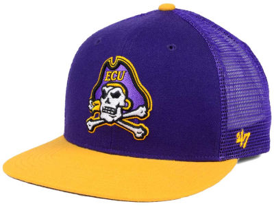 East Carolina Pirates '47 NCAA Gambino CAPTAIN Cap