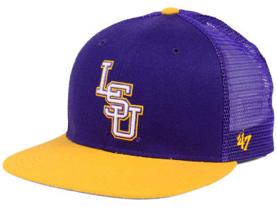 LSU Tigers '47 NCAA Gambino CAPTAIN Cap