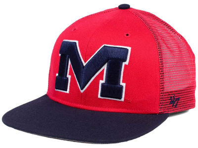 Ole Miss Rebels '47 NCAA Gambino CAPTAIN Cap