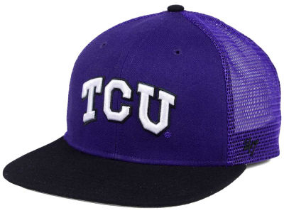 Texas Christian Horned Frogs '47 NCAA Gambino CAPTAIN Cap