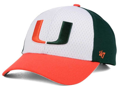 Miami Hurricanes '47 NCAA Breeze Sophomore Cap