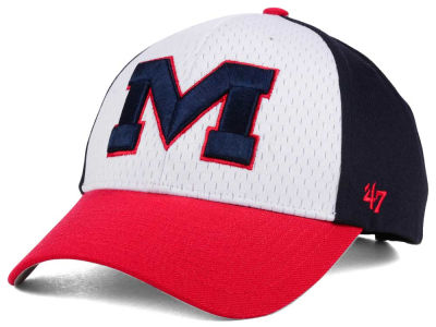 Ole Miss Rebels '47 NCAA Breeze Sophomore Cap