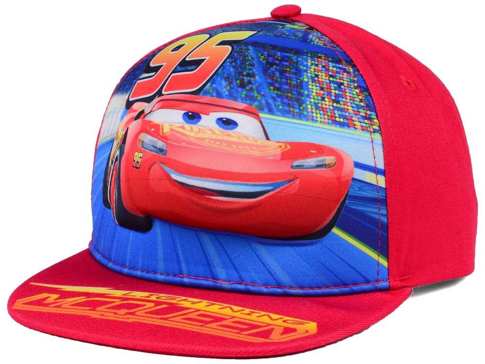 huge discount 683f7 edae9 Disney Cars Snapback Cap   lids.com