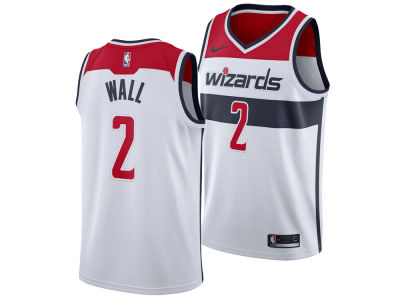 Washington Wizards John Wall Nike NBA Men's Association Swingman Jersey