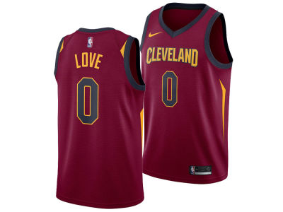 Cleveland Cavaliers Kevin Love Nike NBA Men's Icon Swingman Jersey