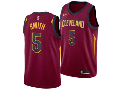 Cleveland Cavaliers J. R. Smith Nike NBA Men's Icon Swingman Jersey