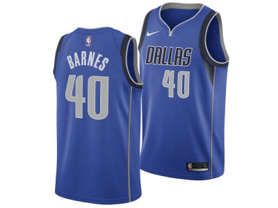 Dallas Mavericks Harrison Barnes Nike NBA Men's Icon Swingman Jersey