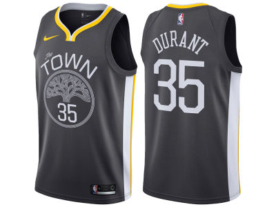 Golden State Warriors Kevin Durant Nike NBA Men's Statement Swingman Jersey