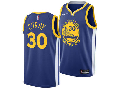 Golden State Warriors Stephen Curry Nike NBA Men's Icon Swingman Jersey