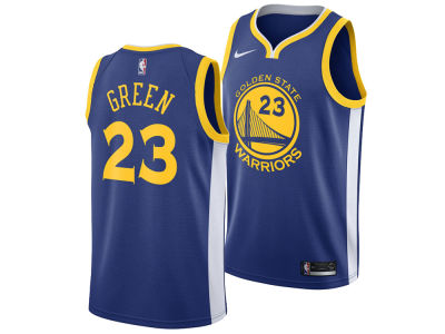 Golden State Warriors Draymond Green Nike NBA Men's Icon Swingman Jersey