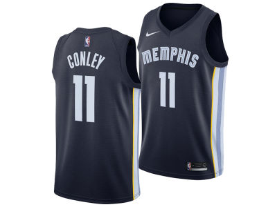 Memphis Grizzlies Mike Conley Jr. Nike NBA Men's Icon Swingman Jersey