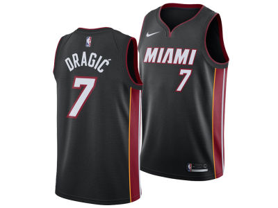 Miami Heat Goran Dragic Nike NBA Men's Icon Swingman Jersey