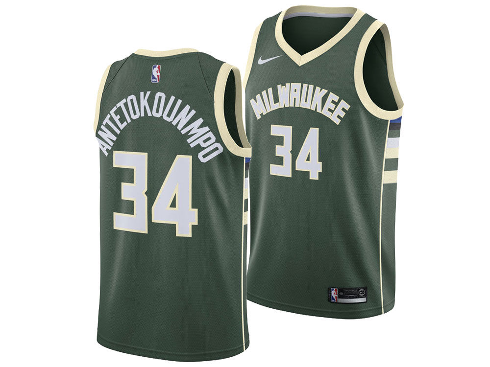 b8216a1a7d3 Milwaukee Bucks Giannis Antetokounmpo Nike NBA Men s Icon Swingman Jersey. Milwaukee  Bucks Giannis Antetokounmpo Nike NBA Men s ...