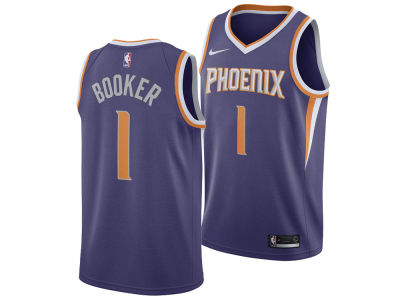 Phoenix Suns Devin Booker Nike NBA Men's Icon Swingman Jersey
