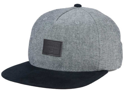 Billabong Oxford Patch Snapback Cap