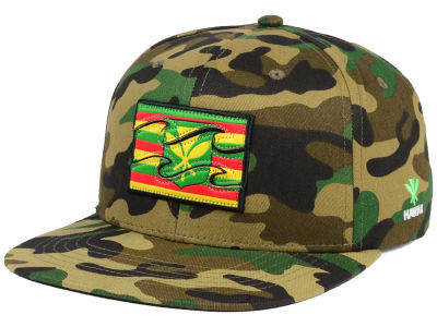 Billabong Native Camo Snapback Cap