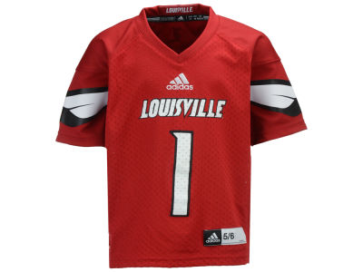 Louisville Cardinals adidas NCAA Kids Replica Football Jersey