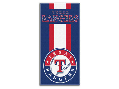 "Texas Rangers MLB 30x60 Beach Towel ""Zone Read"""