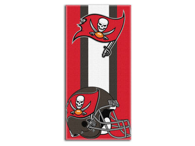 "Tampa Bay Buccaneers NFL 30x60 inch Beach Towel ""Zone Read"""