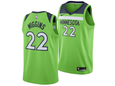 Minnesota Timberwolves Andrew Wiggins Nike NBA Men's Statement Swingman Jersey
