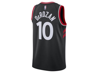 Toronto Raptors DeMar DeRozan Nike NBA Men's Statement Swingman Jersey