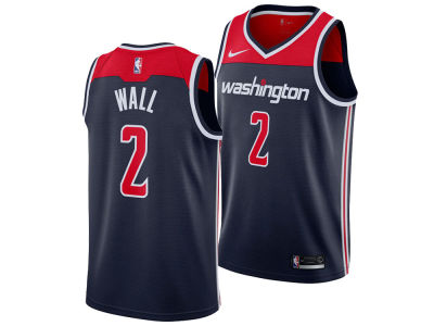 Washington Wizards John Wall Nike NBA Men's Statement Swingman Jersey