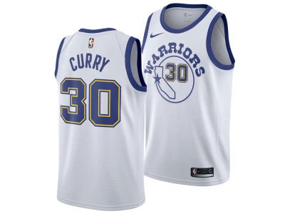 Golden State Warriors Stephen Curry Nike NBA Men's Hardwood Classics Swingman Jersey