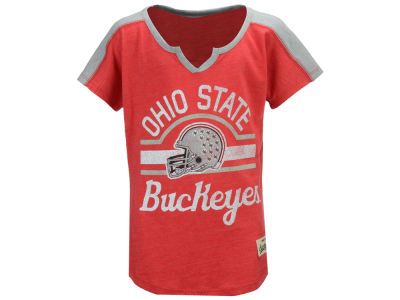 Outerstuff NCAA Youth Girls Tribute Football T-Shirt