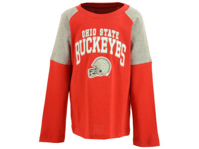 Outerstuff NCAA Toddler Represent Long Sleeve Raglan T-shirt