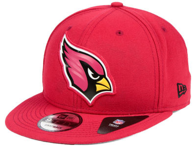 Arizona Cardinals New Era NFL Bold Bevel 9FIFTY Snapback Cap